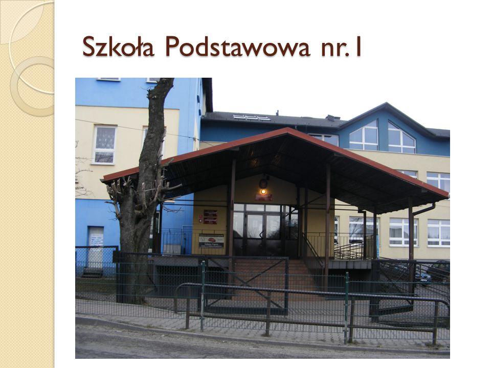 Szkoła Podstawowa nr. I