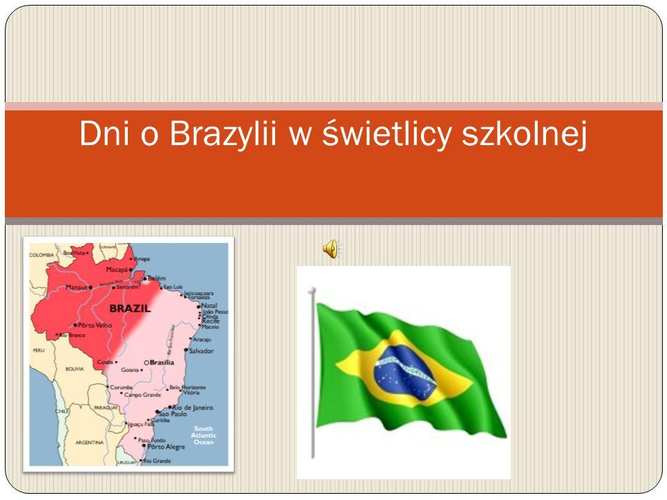 W związku z trwającym karnawałem, obchodziliśmy Dni o Brazylii.