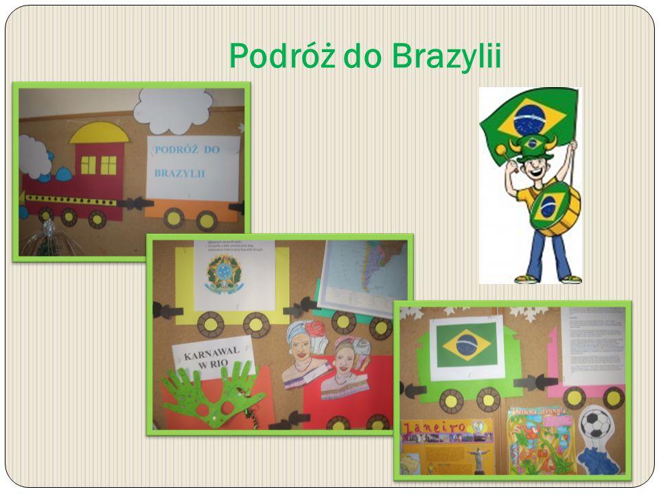 Podróż do Brazylii