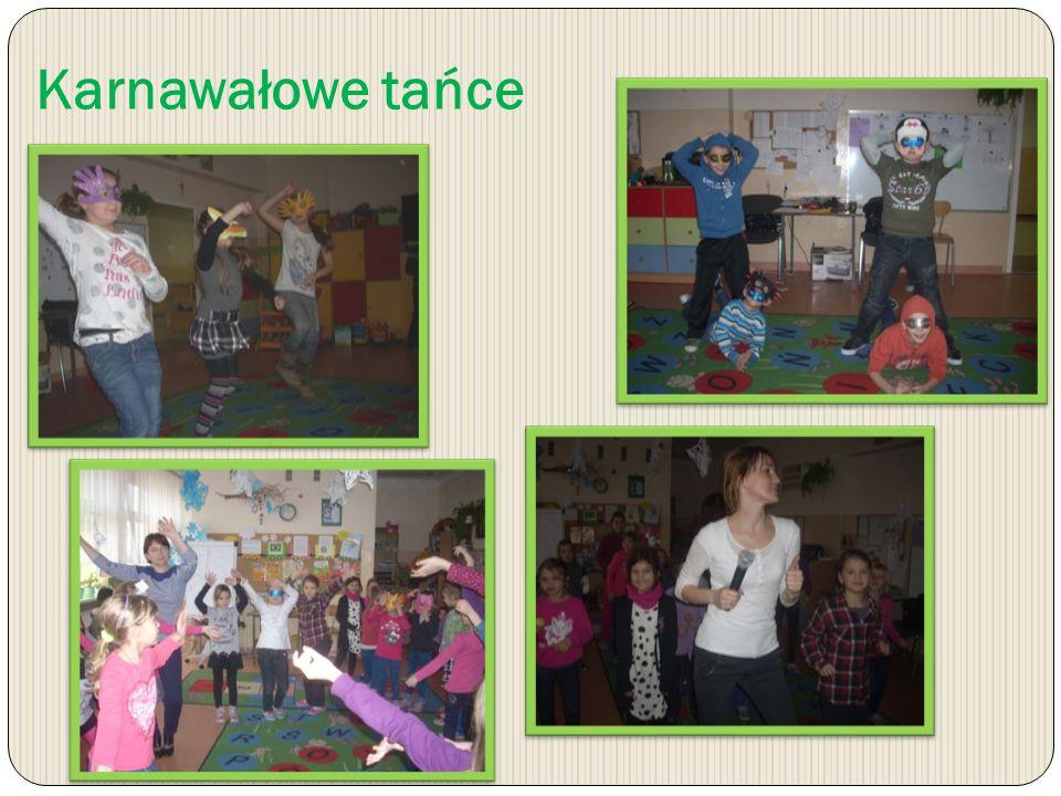 Karnawałowe tańce