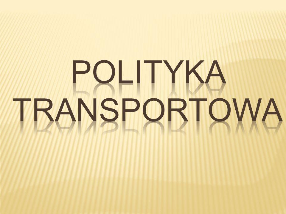 Program TEN-T to: - program pomocowy Unii Europejskiej w dziedzinie transportu wykorzystujący m.in.