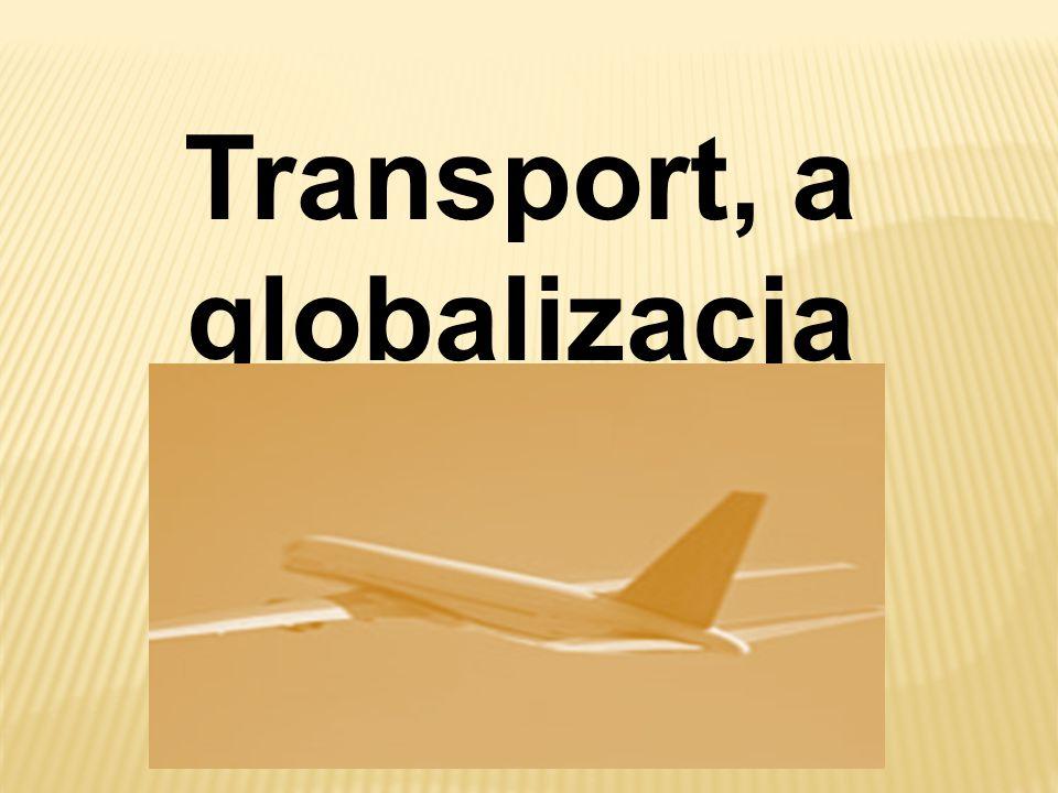 Transport, a globalizacja