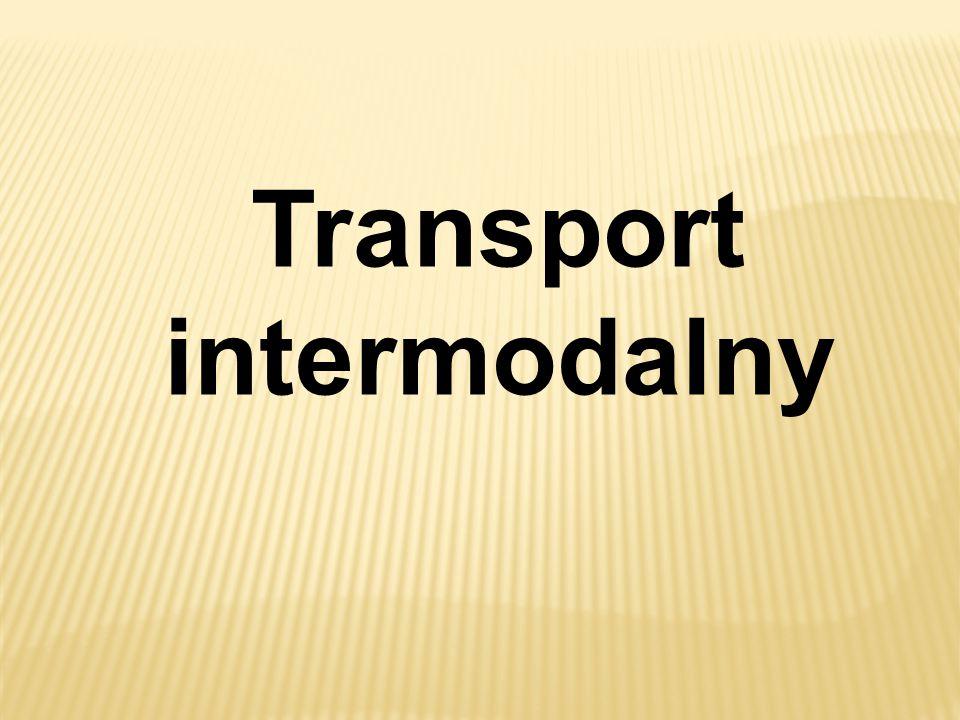 W globalnej logistyce transport intermodalny stanowi w chwili obecnej najbardziej dynamicznie rozwijający się sektor usług transportowych.