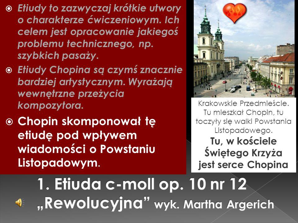  Mazurki to najbardziej niezwykłe utwory Chopina.