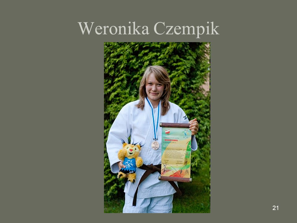 21 Weronika Czempik