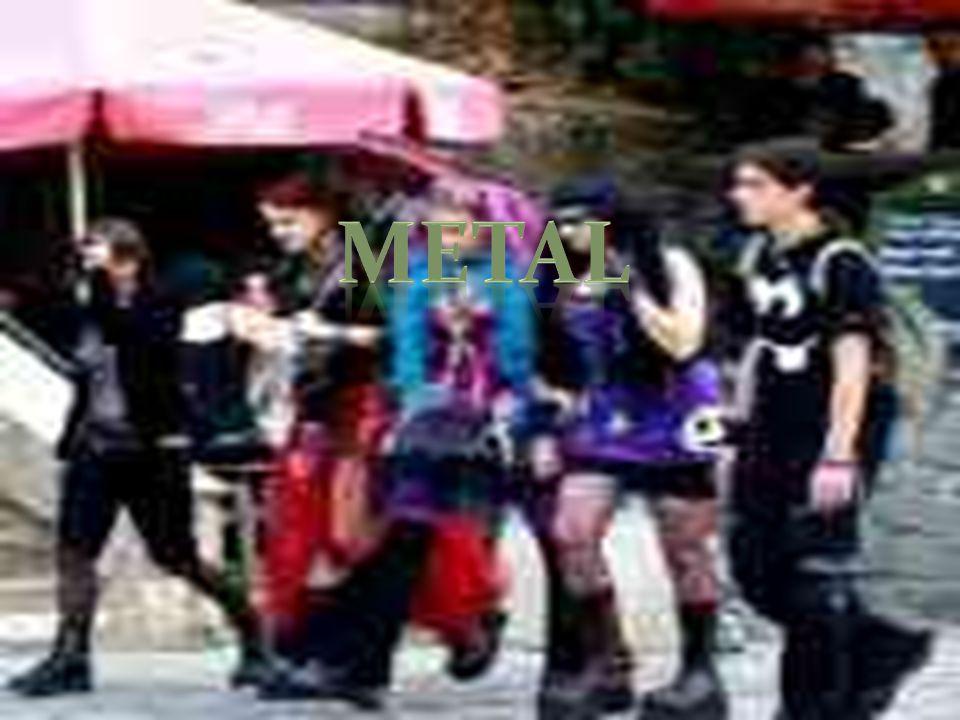 METALOWCY, heavy-metalowcy, jest to subkultura fanów odmiany rocka zwanej heavy metal.