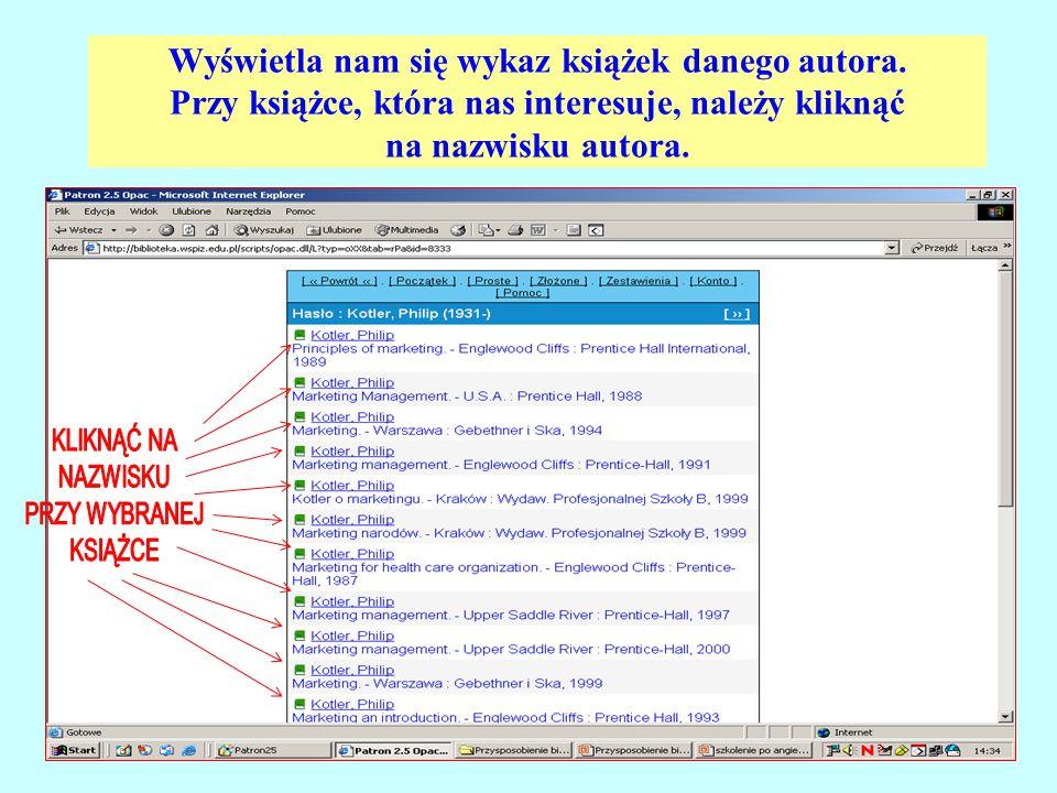 """Aby wypożyczyć książkę, należy: znaleźć daną książkę na półce za pomocą katalogu komputerowego zgłosić się do dyżurnego bibliotekarza ze znalezioną książką (lub z prawidłowo wypełnionym rewersem - w wypadku książek z informacją w katalogu """"wypisz rewers ) okazać dyżurnemu bibliotekarzowi kartę biblioteczną"""