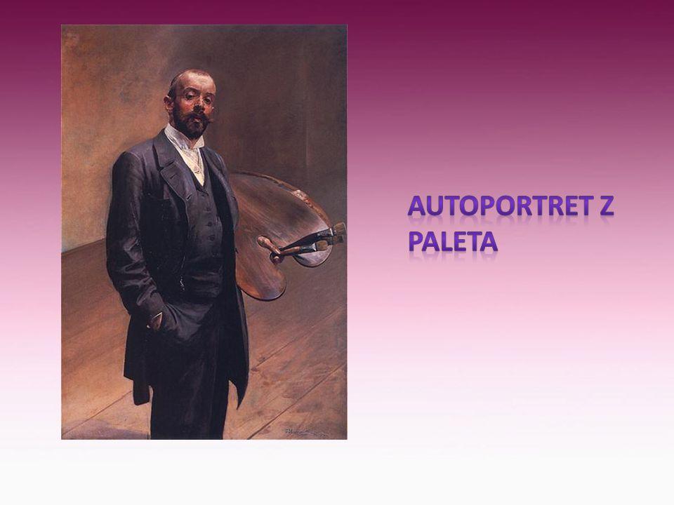 Autoportrety Malczewskiego stanowią osobny i bogaty nurt w jego sztuce.