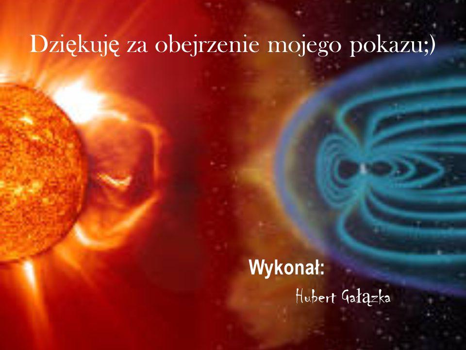Dzi ę kuj ę za obejrzenie mojego pokazu;) Wykonał: Hubert Ga łą zka