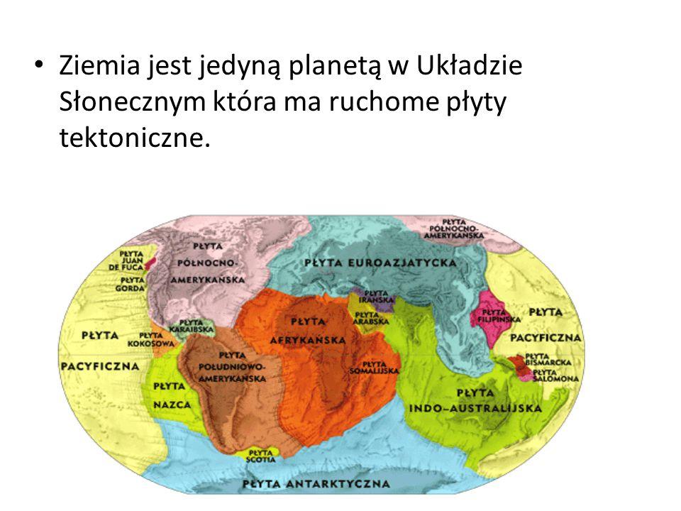 Ziemia posiada 6 kontynentów: Kontynent – podstawowa, obok oceanów, jednostka podziału świata.