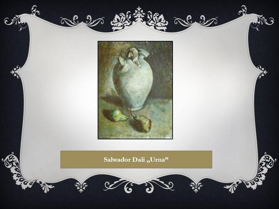 """Salwador Dali,,Urna"""""""