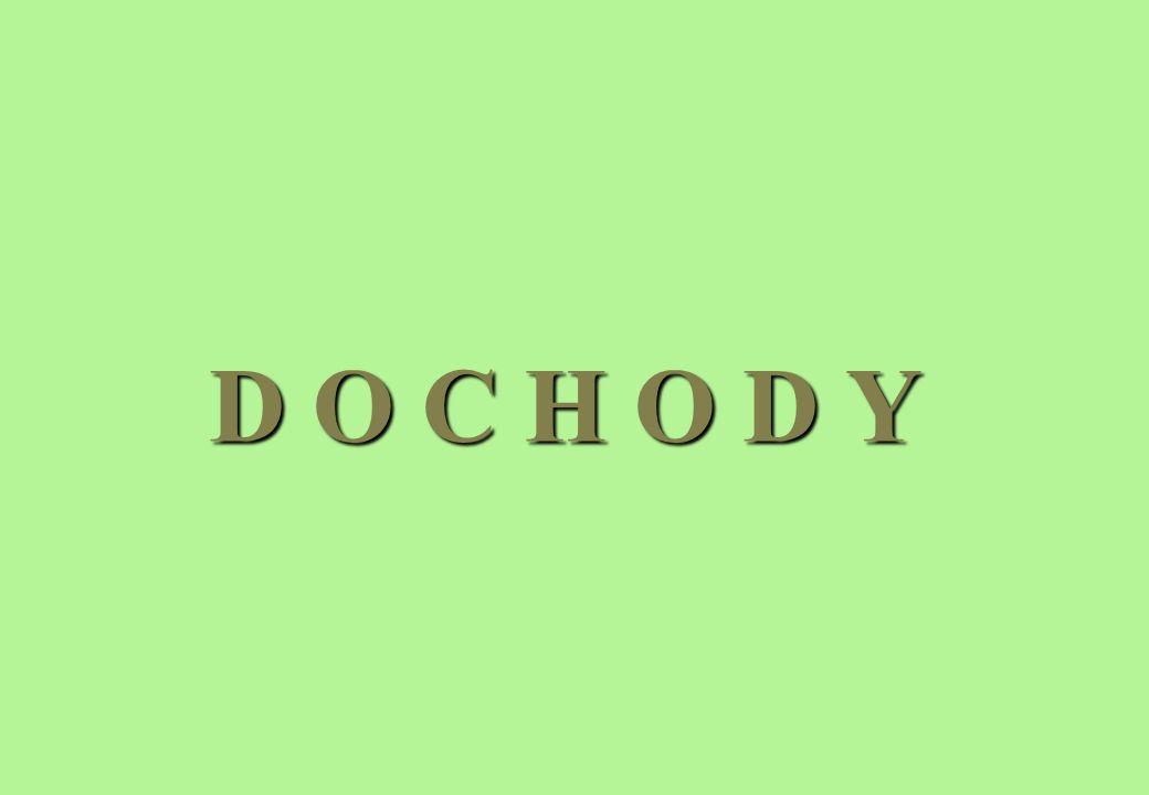 D O C H O D Y