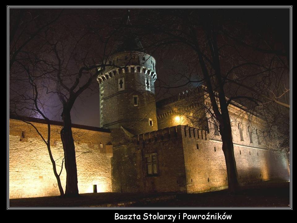 Mury Krakowa i Arsenał