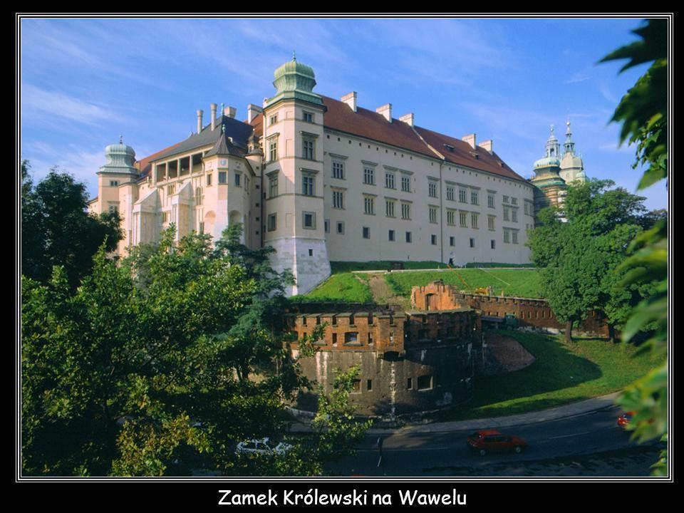Róg ul. Kanoniczej i ul. Podzamcze - dom Jana Długosza z XIV w.