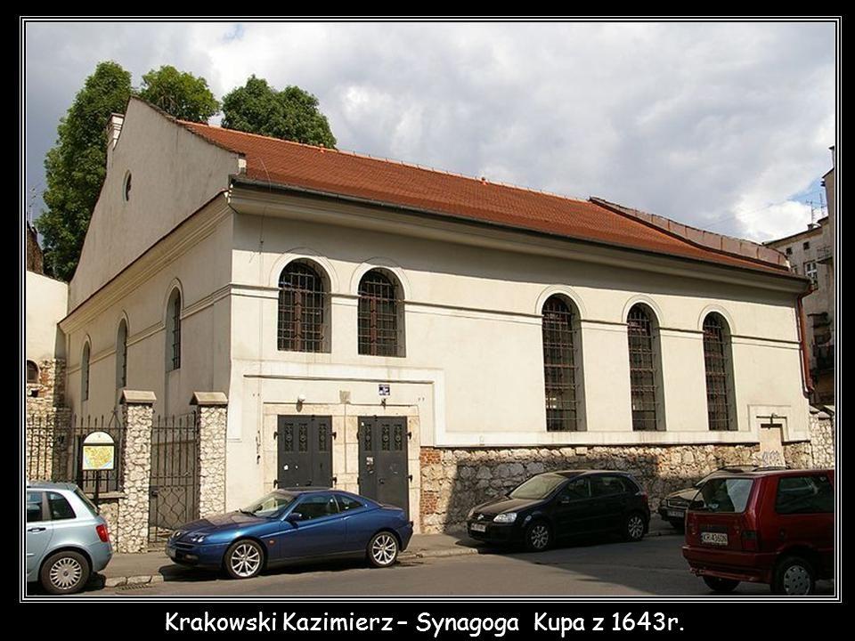 Krakowski Kazimierz – ul. Szeroka