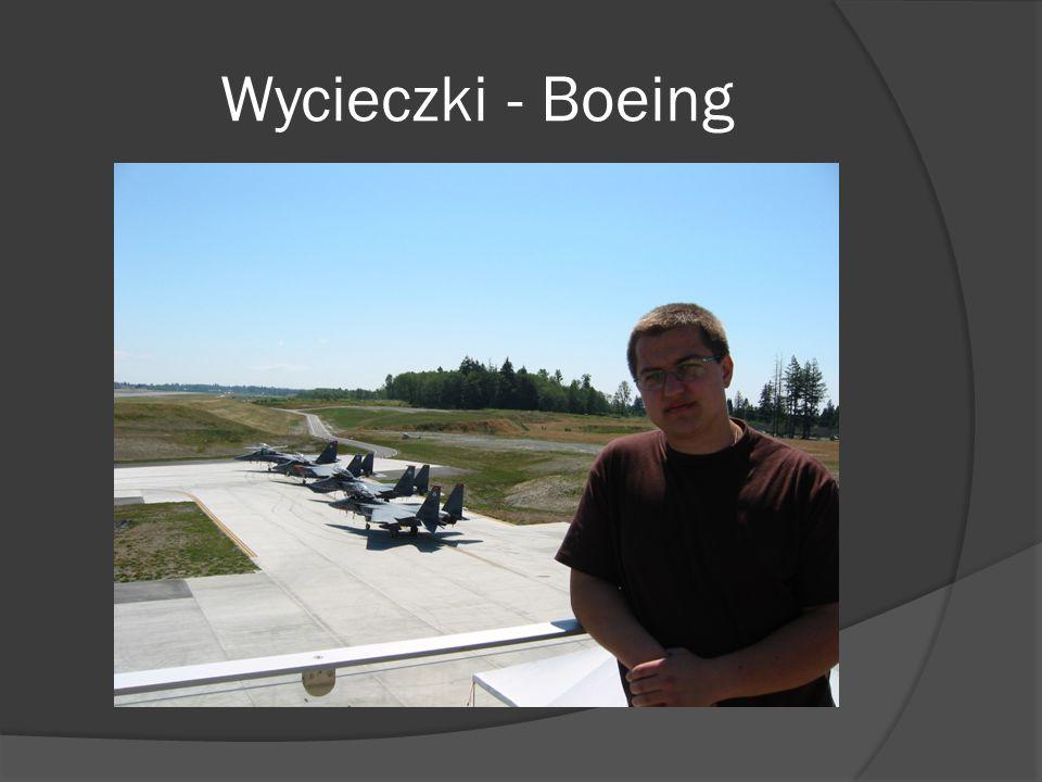 Wycieczki - Boeing
