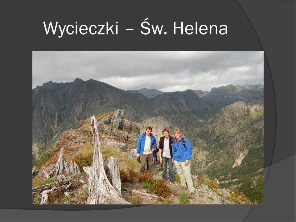 Wycieczki – Św. Helena