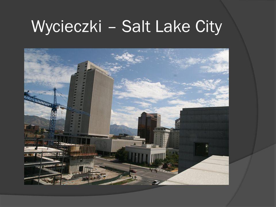 Wycieczki – Salt Lake City