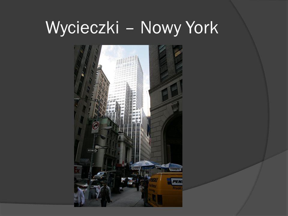 Wycieczki – Nowy York