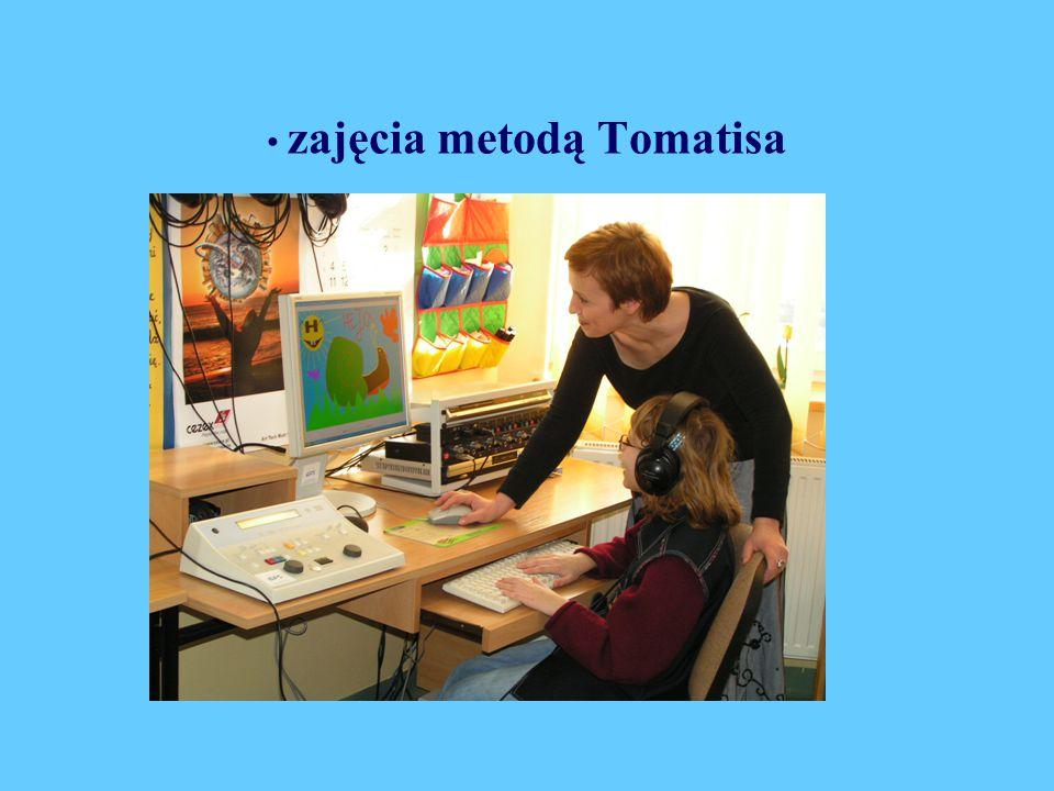 zajęcia metodą Tomatisa