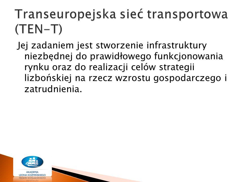 Jej zadaniem jest stworzenie infrastruktury niezbędnej do prawidłowego funkcjonowania rynku oraz do realizacji celów strategii lizbońskiej na rzecz wz