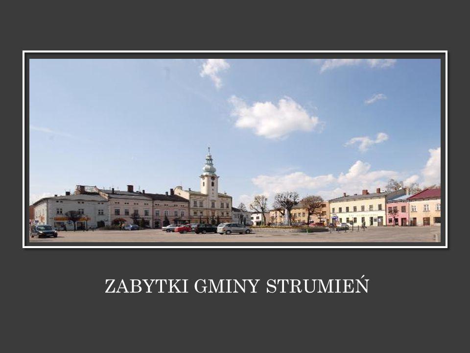  Strumieński ratusz to najstarszy tego typu budynek w województwie śląskim.