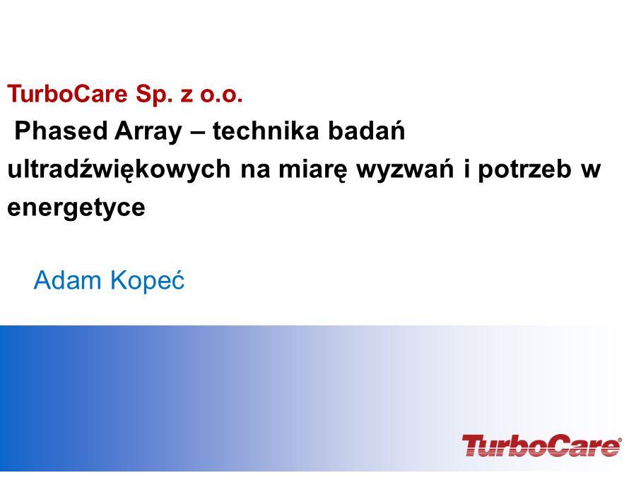 Adam Kopeć TurboCare Sp.z o.o.