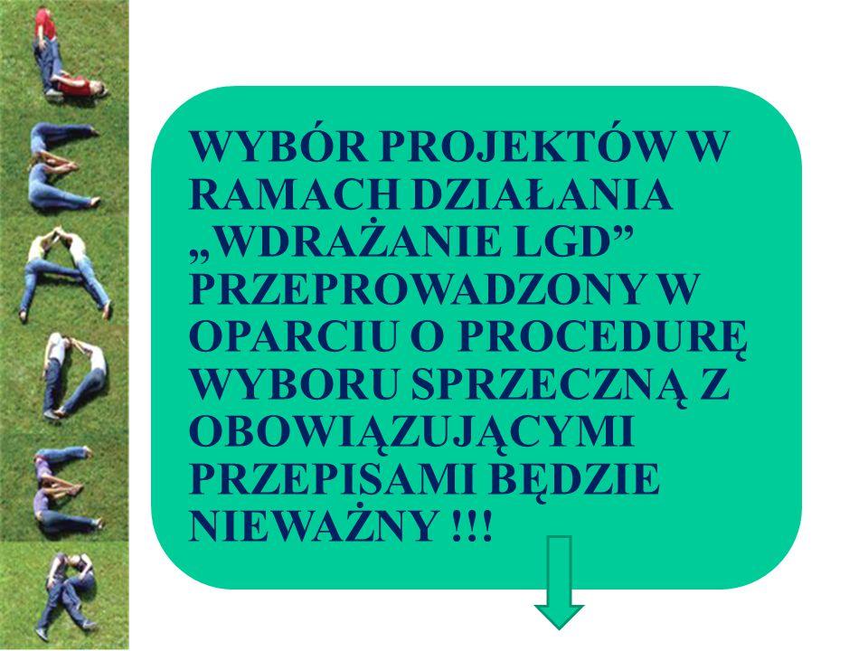 Dział 9.2.Procedura oceny wniosków – pkt. 11 11.