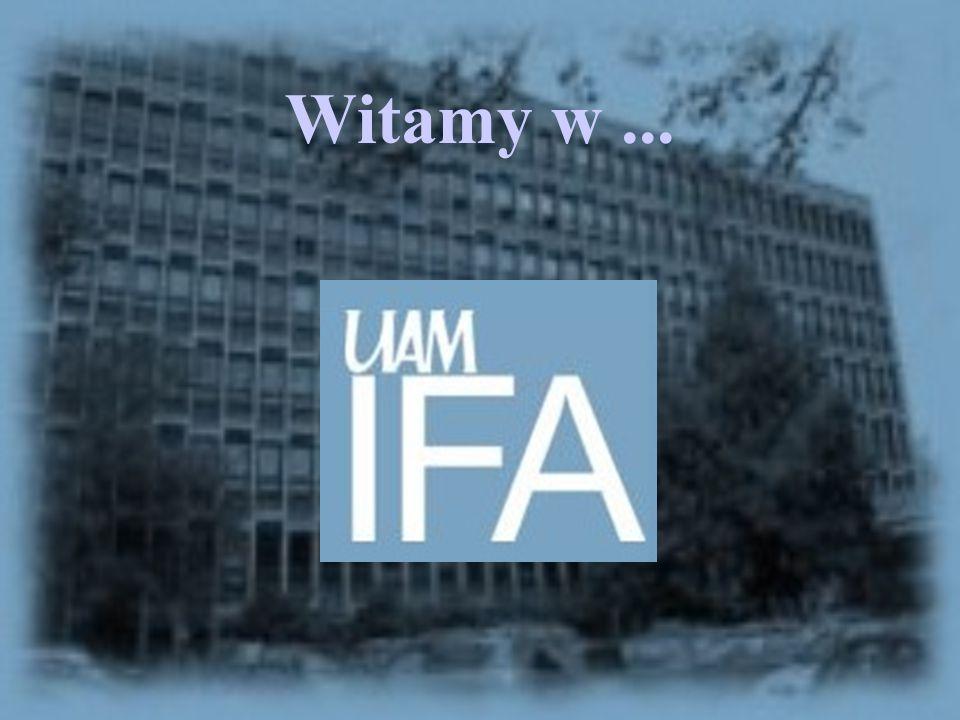 Instytut Filologii Angielskiej UAM jest największym ośrodkiem studiów anglistycznych w Polsce i w Europie 147 pracowników 71 doktorantów ok.