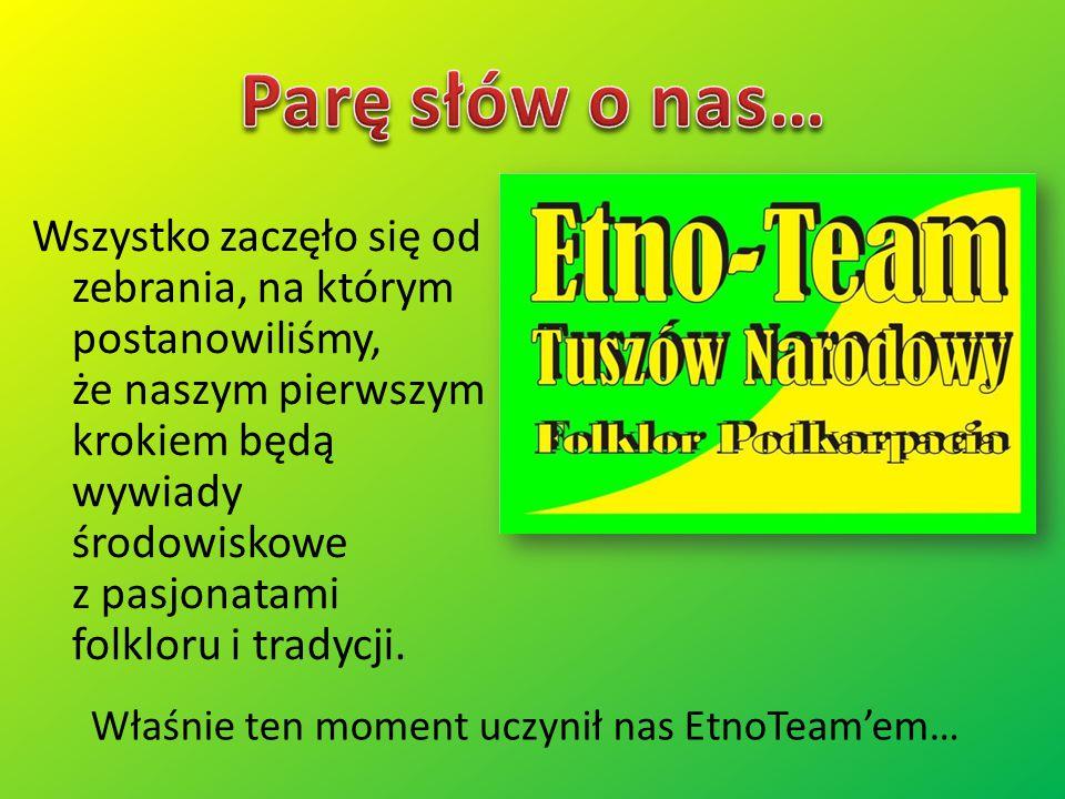 """Członkowie naszego EtnoTeam'u a w szczególności """"EtnoBand wzięli udział w Konkursie Kolęd oraz Pastorałek w Koprzywnicy gdzie zaprezentowali swoje umiejętności artystyczne."""