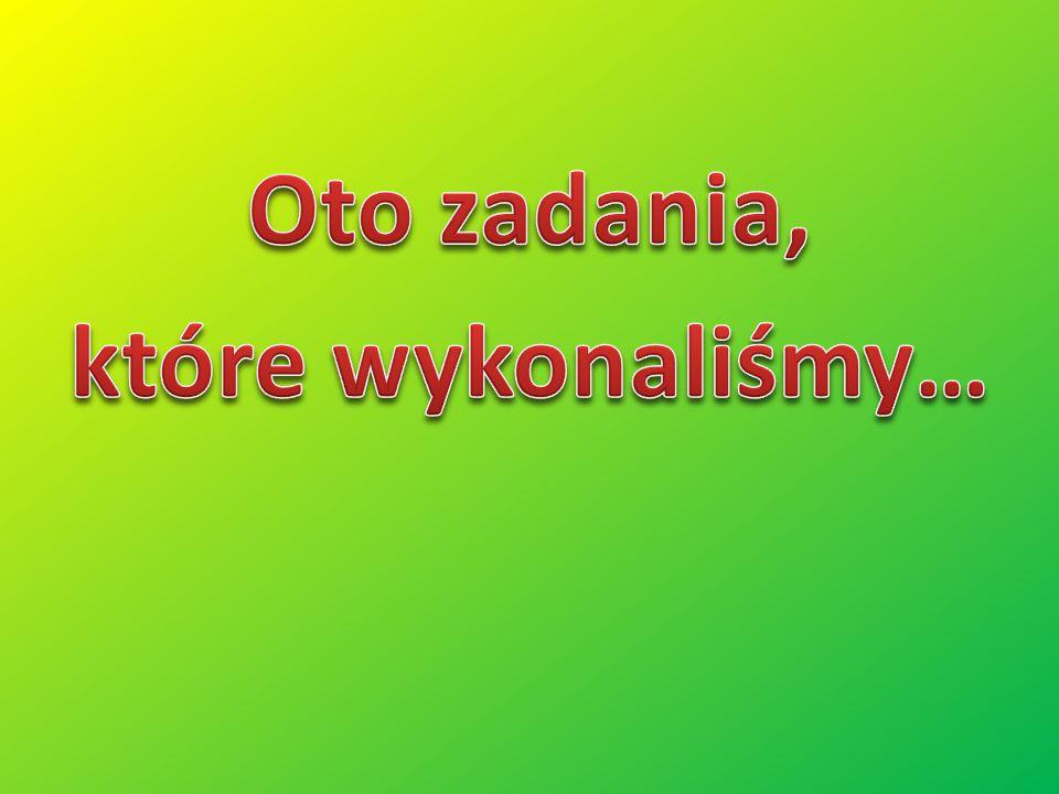 Przeprowadziliśmy wywiady m.in.z: P. Tadeuszem Rzeźnik oraz p.