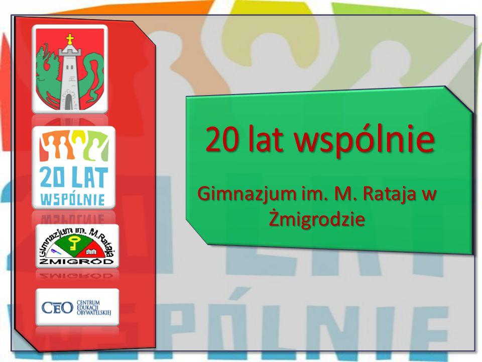 Gimnazjum im. M. Rataja w Żmigrodzie
