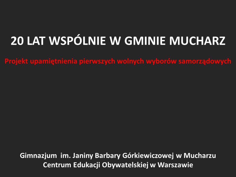 Sąsiedzi-przyjaciele Gmina Ochodnica na Słowacji Od czerwca 2008 roku Gmina Mucharz współpracuje z Gminą Ochodnica ze Słowacji