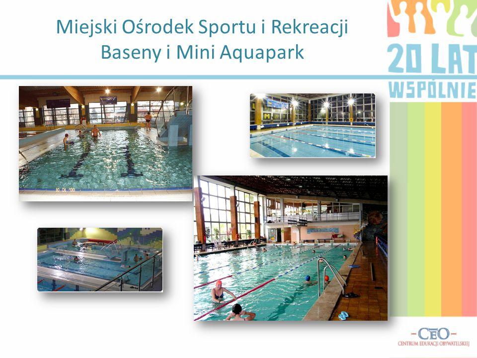 Miejski Ośrodek Sportu i Rekreacji Baseny i Mini Aquapark