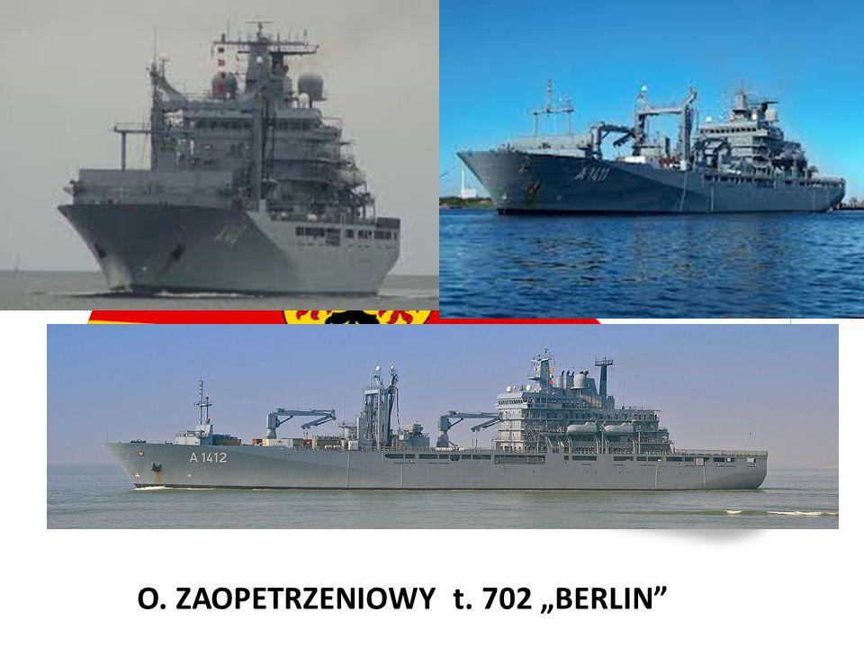 "O. ZAOPETRZENIOWY t. 702 ""BERLIN"""