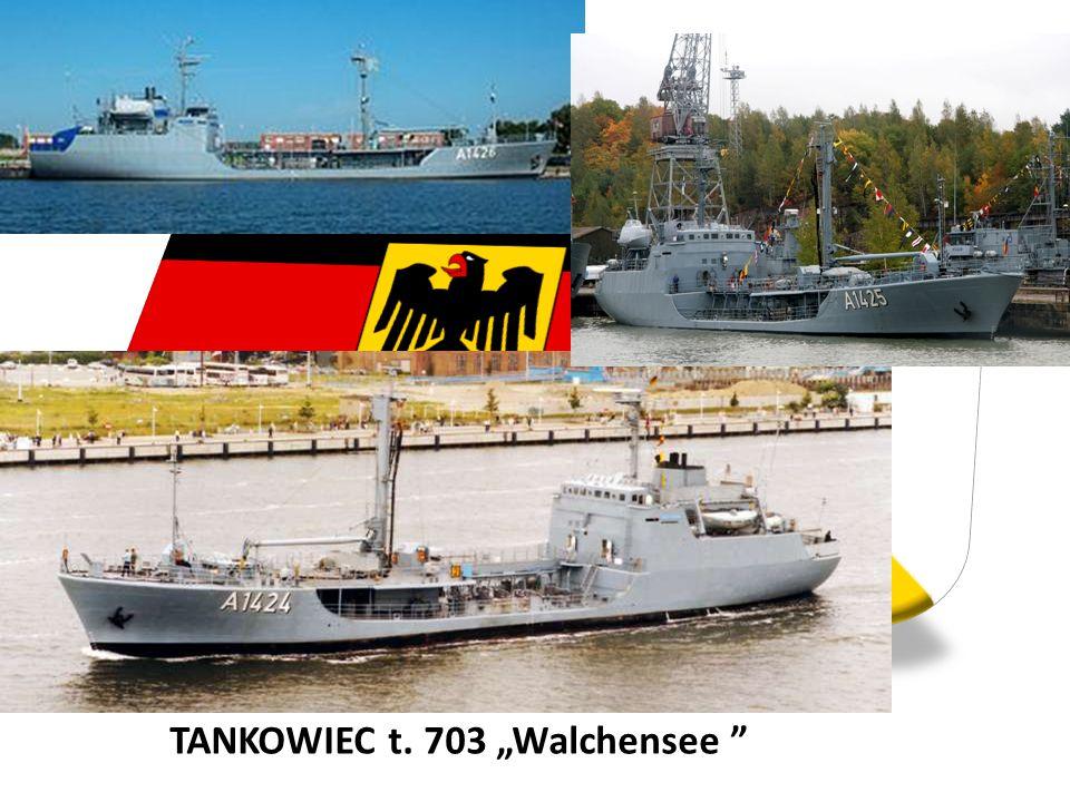 """TANKOWIEC t. 703 """"Walchensee """""""