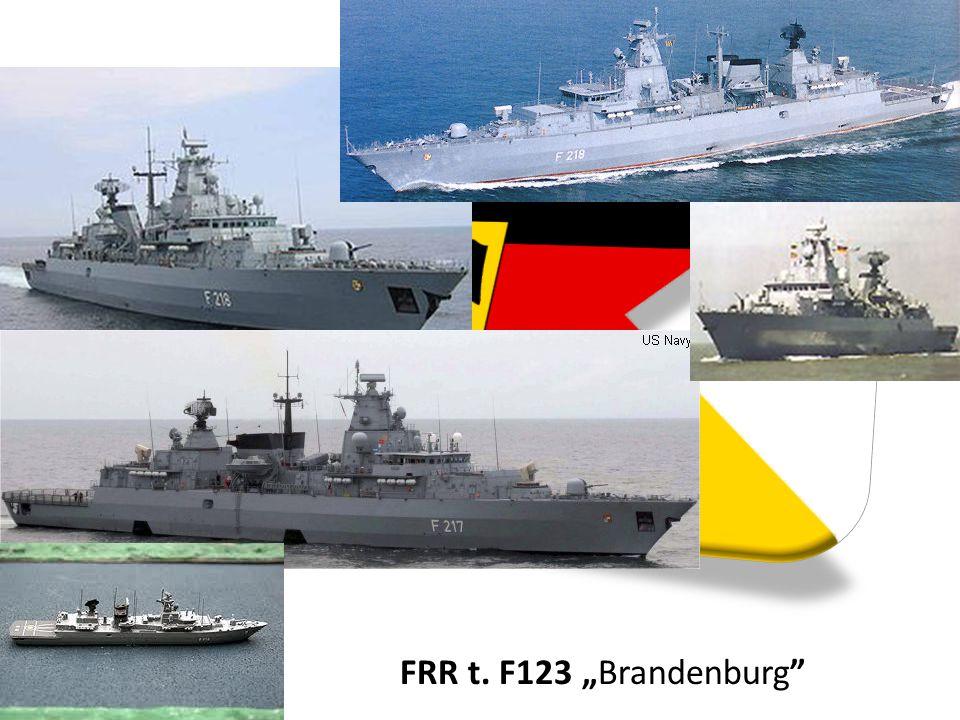 """FRR t. F123 """"Brandenburg"""""""