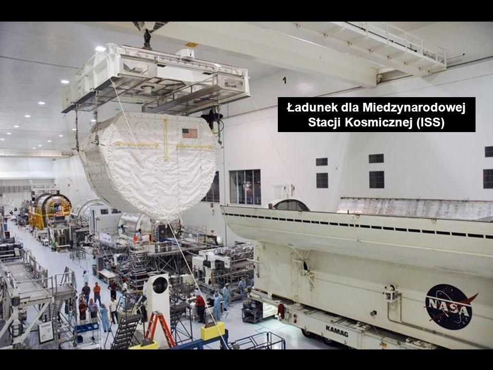 Ładunek dla Miedzynarodowej Stacji Kosmicznej (ISS)