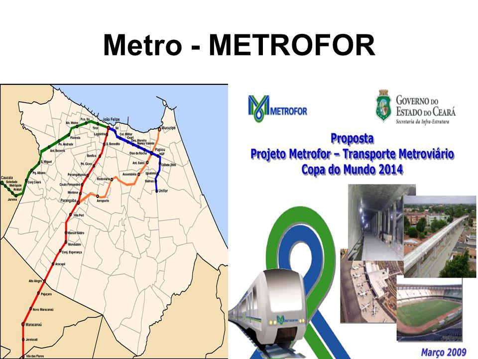 Metro - METROFOR