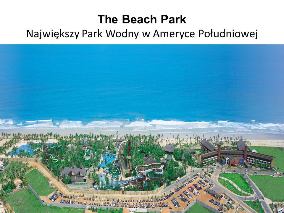 The Beach Park Największy Park Wodny w Ameryce Południowej