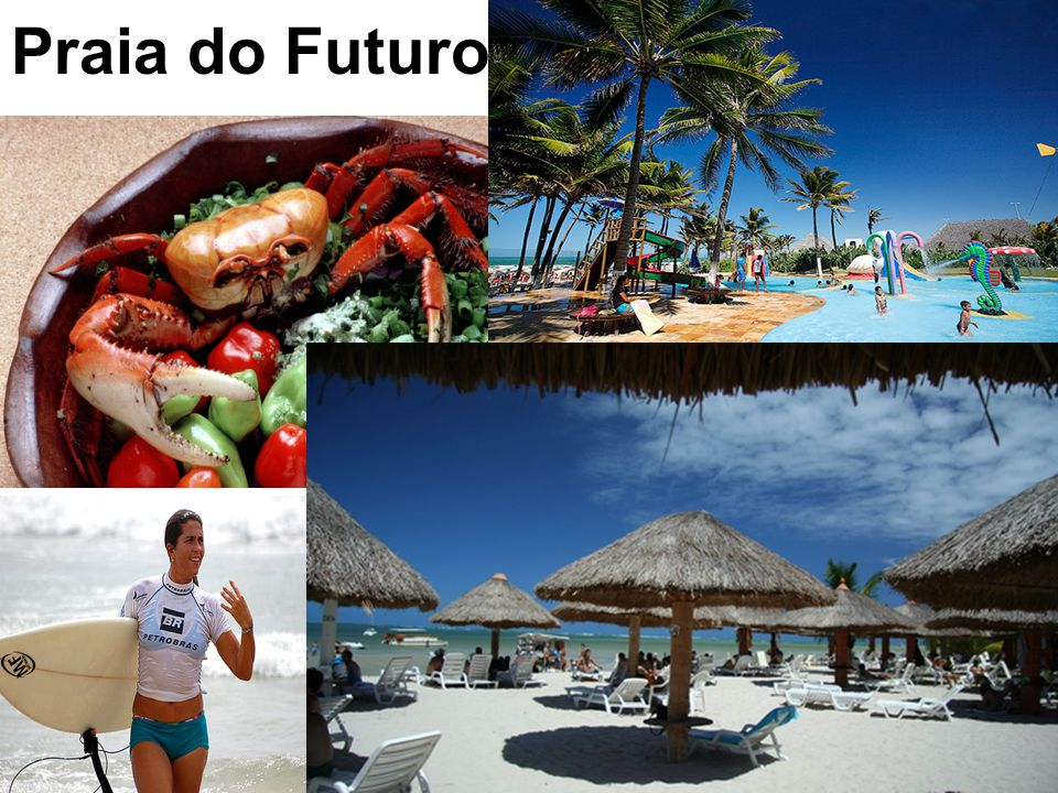 Słynne plaże: Cumbuco, druga największa na świecie baza kajtowa