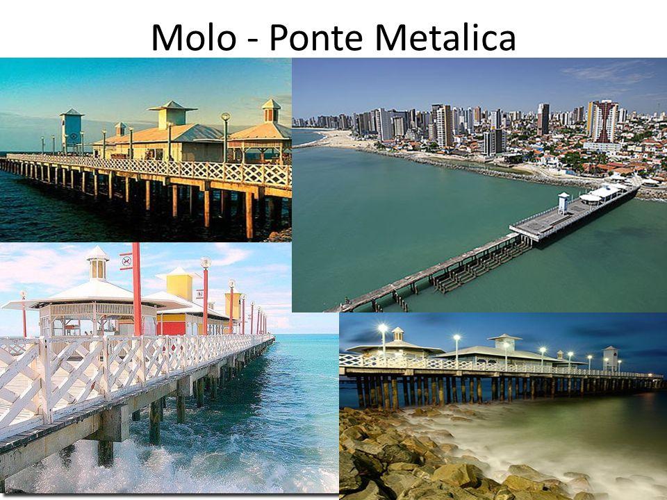 Molo - Ponte Metalica