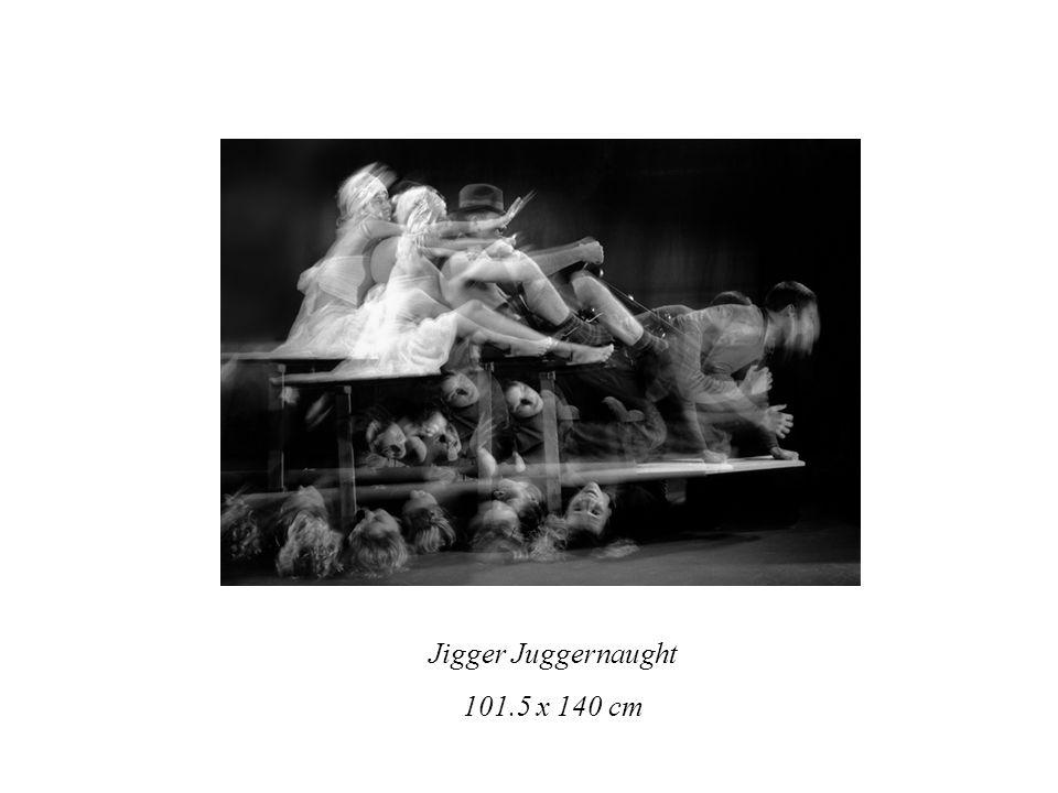Jigger Juggernaught 101.5 x 140 cm