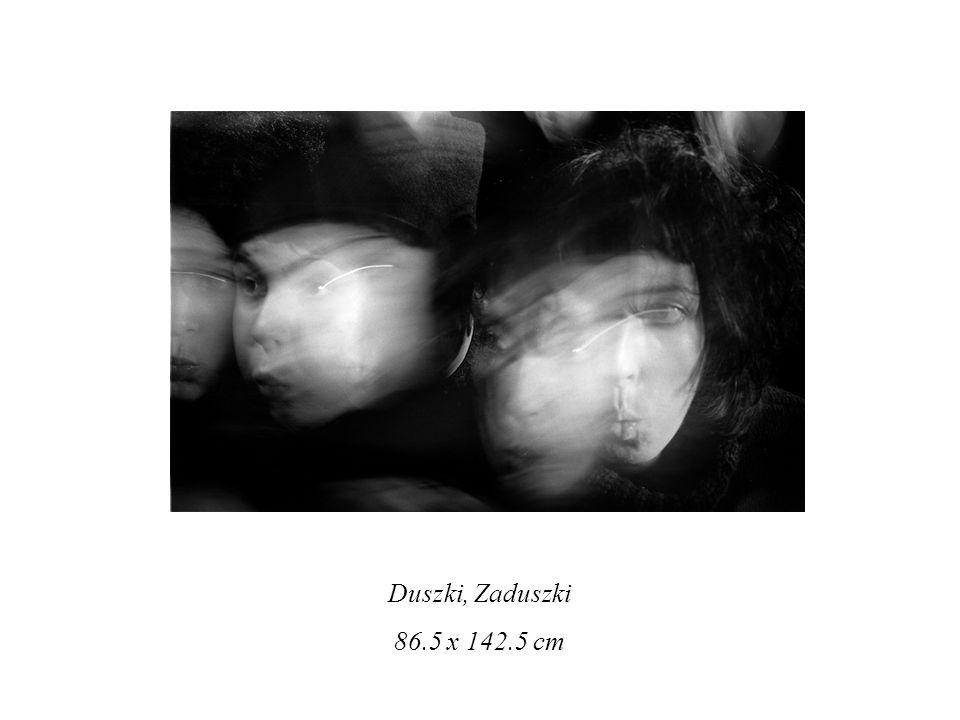 Duszki, Zaduszki 86.5 x 142.5 cm