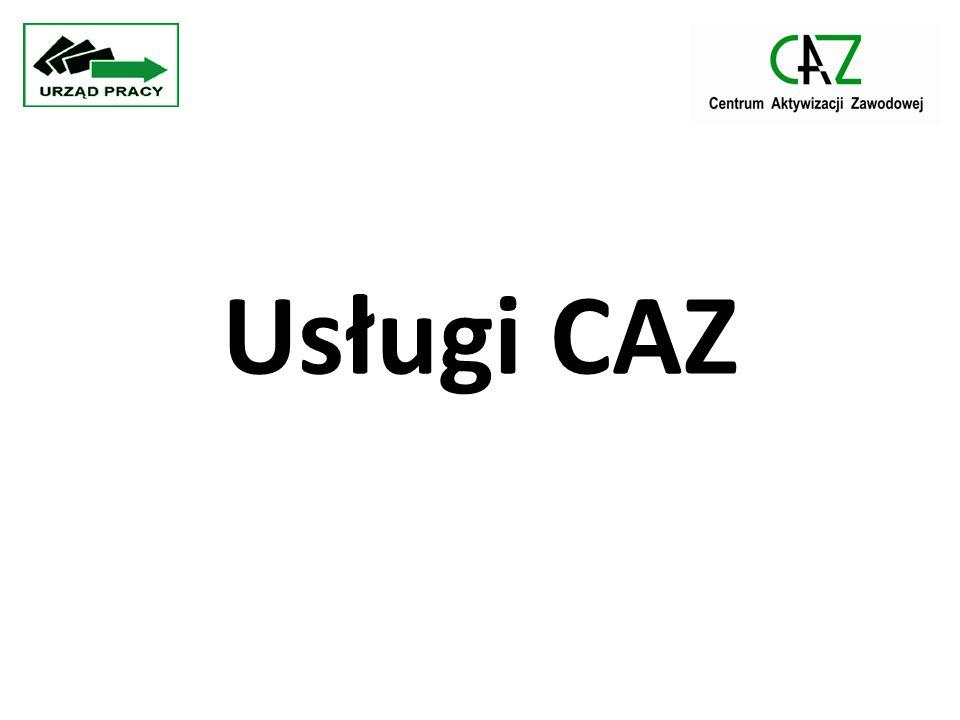 Usługi CAZ