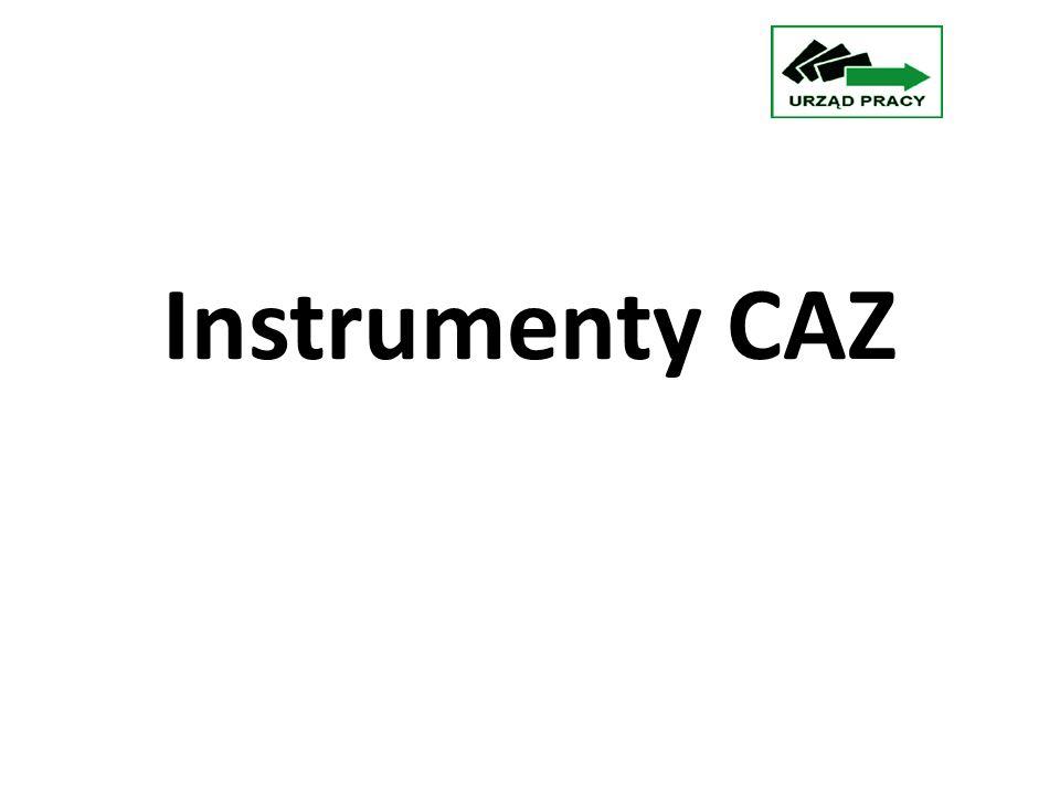 Instrumenty CAZ