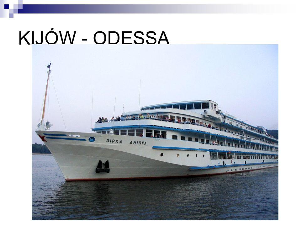 KIJÓW - ODESSA