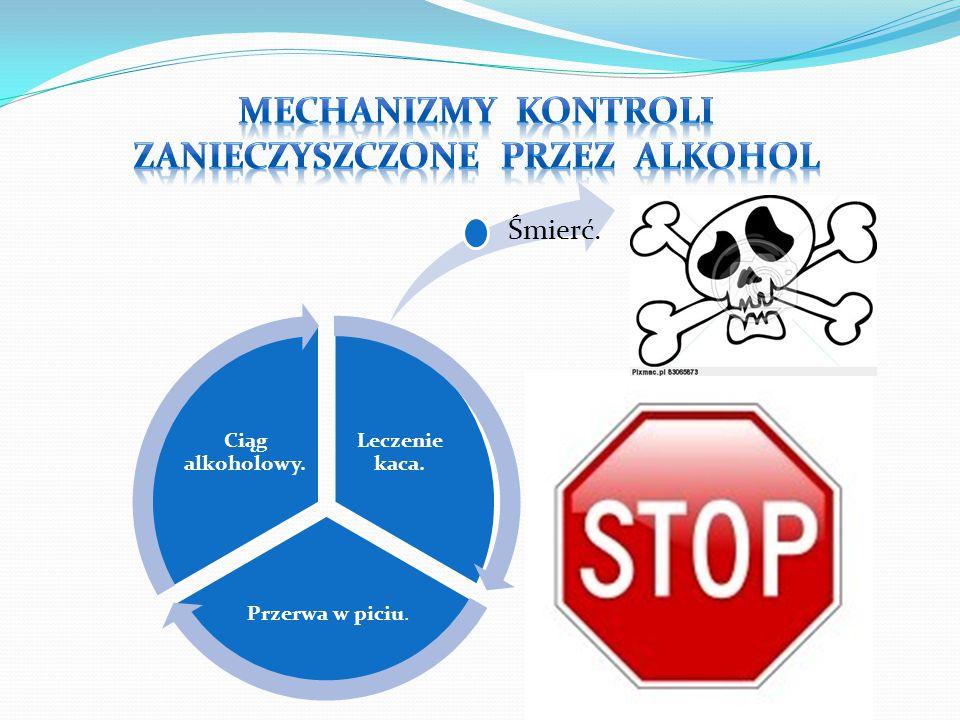 Dopuszczenie wizji życia trzeźwego.Detoksykacja, przerywanie ciągu picia.