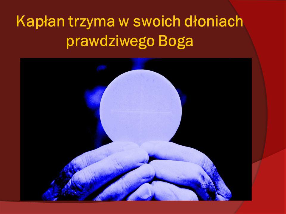 KS. JERZY – paradygmat kapłana na 3-cie tysiąclecie SKUPIONY RADOSNY ODWAŻNY