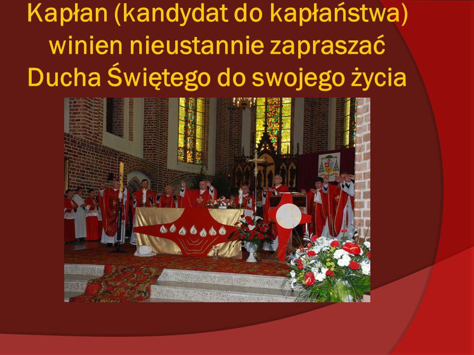 Kapłan Służący Panujący